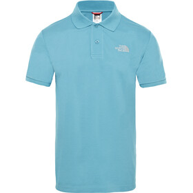 The North Face Polo Piquet Maglietta a maniche corte Uomo blu